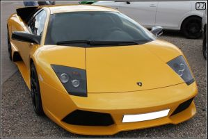 Lamborghini Murcielago by 22photo
