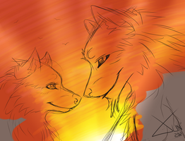 Sunshine Smile. - Old WIP. by Cynn-L