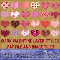 Valentine Styles and Patterns by debh945