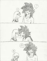 DBZ Pocky Sketch thing.... by chrisolian
