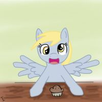 MUFFIN! by ijustloveit619