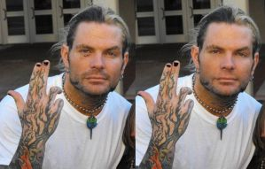 jeff hardy before and after by Blackmoonrose13