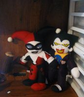 Harley And Joker 4 Sale by IrashiRyuu