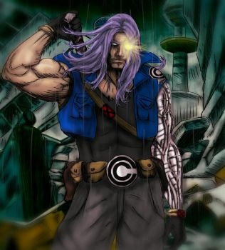 Cable/Trunks (finished) by BlakeDean