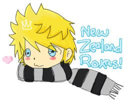 The NZ.Roxas. by Caddles