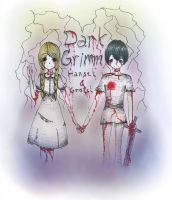 Dark Grimm : Hansel and Gretel by musiks-momi