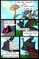 Izumi's and Nighthawk's mission1: Pt2 by DevilsRealm