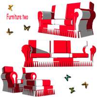Furniture Set Two png by mysticmorning