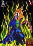 Ghost Rider colab by CDL113