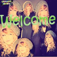 Welcome blend. :3 by MariianneEditions