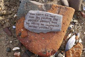 Perfectly Imperfect Love by Rhiallom