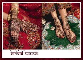 Bridal Henna by Lalla-Mira