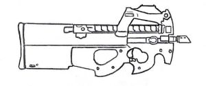 FN P90 by Lavey1917
