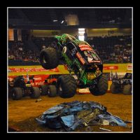 Grave Digger by sandwedge