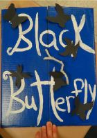 Black Butterfly: Cover by Icegoddesswolf16