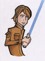 Luke by RaccooninaSuit