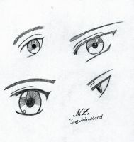 Eyes by TheAnimelord
