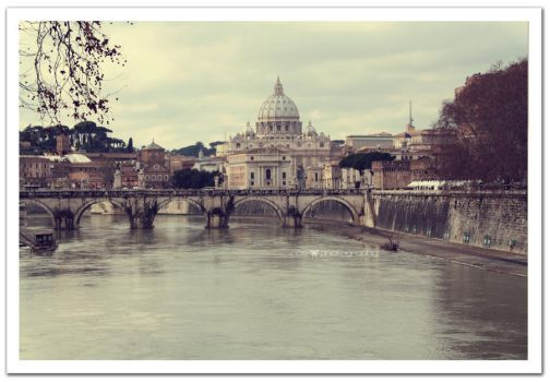Roma, u're always beautiful by joesie