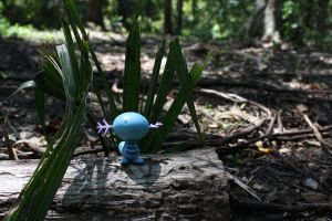 Wooper by thelastpterodactyl