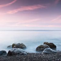 Philosophy of stone and water by Bulash