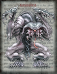 Transdimensional Entity: Basilisk by JeffRussell