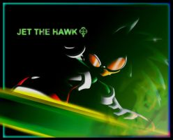 JET THE HAWK ART by Fission07