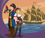.: Once An Pirate, Always An Pirate :. by thebigblackdevil5