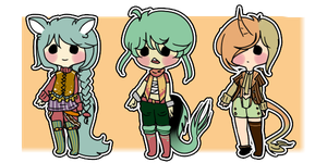 Taking a break and ended up adopts by butterbly