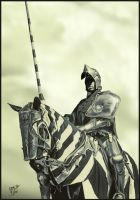 POLISH KNIGHT circa 1425 by KOKORONIN