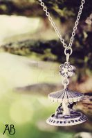 Carousel Necklace II by anzella88