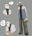 Doctor Pastel by Mechasupial