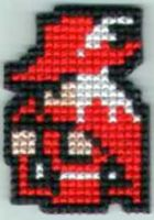 Final Fantasy 1 Red Mage by StitchPlease