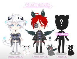 Candy Melts Set 3 {CLOSED} by Reirii