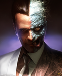 Two Face by jameszapata