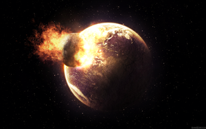 End Of The World by shakedrock