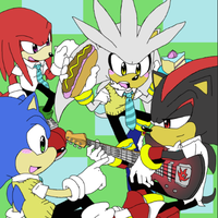 K-ON SONIC 3 by DawnHedgehog555