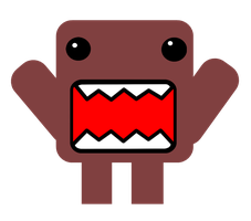Domo Kun Png by Annuchi-Editions
