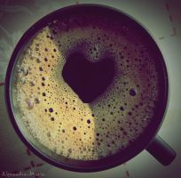 love coffee by alexandra-maria