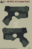 Avatar Model 60 Handgun by Wolff60