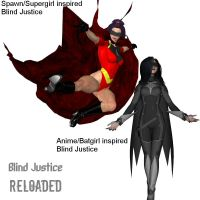 Blind Justice Reloaded by ProphetX
