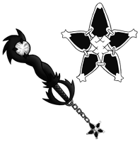 Keyblade Design AT by Crimson-Flazey