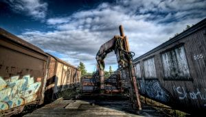 Rust HDR by mettisha