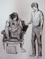 Death Note: L change the world by luvfma