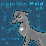 Hold On by avi-art