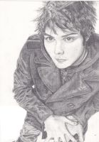 Gerard Way by TerribleBeastie