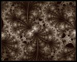 fractal love by Mobilelectro