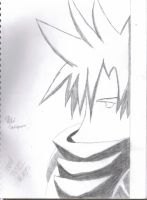 Cloud Strife by MustBeDreaming15