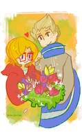 flowers for you by KisekiKokoro