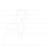Pony Turnaround Animation by Keekoi