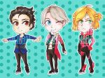 Chibis!!! On Ice by Hachiwara